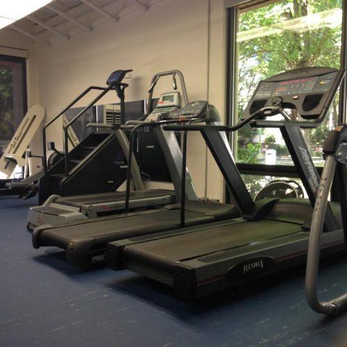Rock Creek treadmills and stair machines