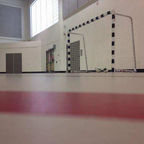 Rock Creek futsal goal