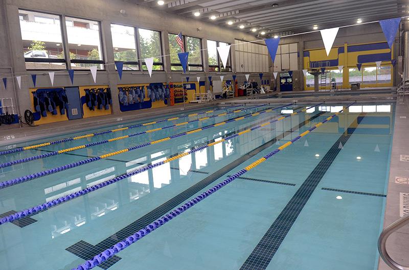 Sylvania lap pool