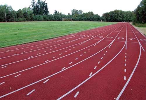 Sylvania track