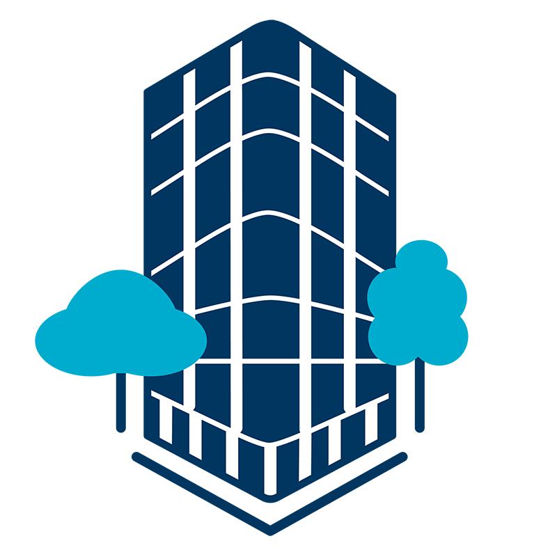 Vanport Building graphic