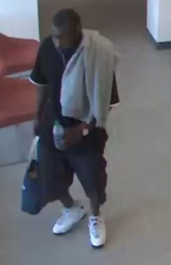 unknown suspect