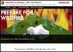 Link to Preparing for Wildfires