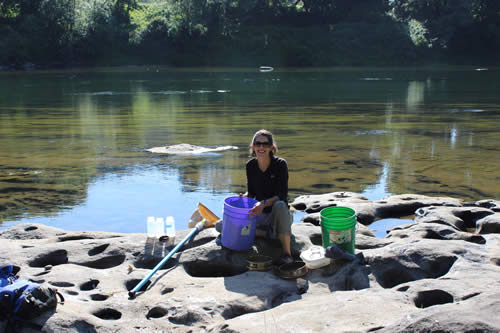 Rock Creek Environmental Science Faculty: Val Brenneis, Ph.D.