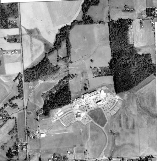 1980 Rock Creek aerial photo