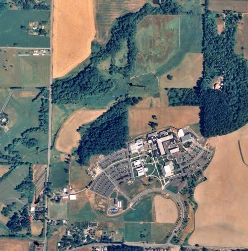1998 Rock Creek aerial photo