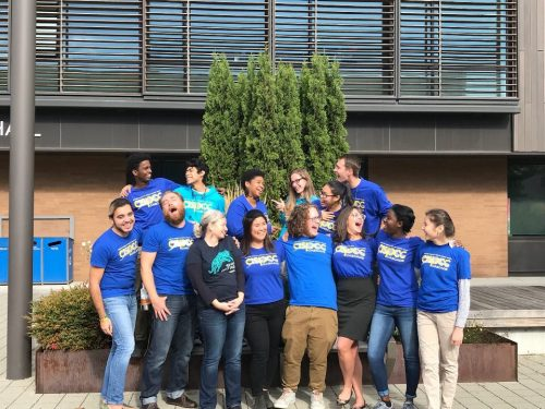 Cascade student leaders 2017