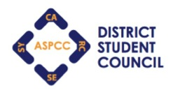 District Student Council logo