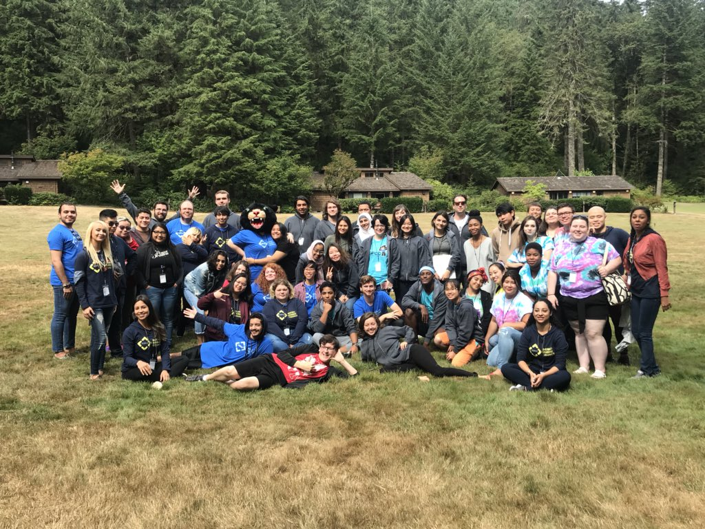 ASPCC Team Photo from 2018 Silver Falls Retreat