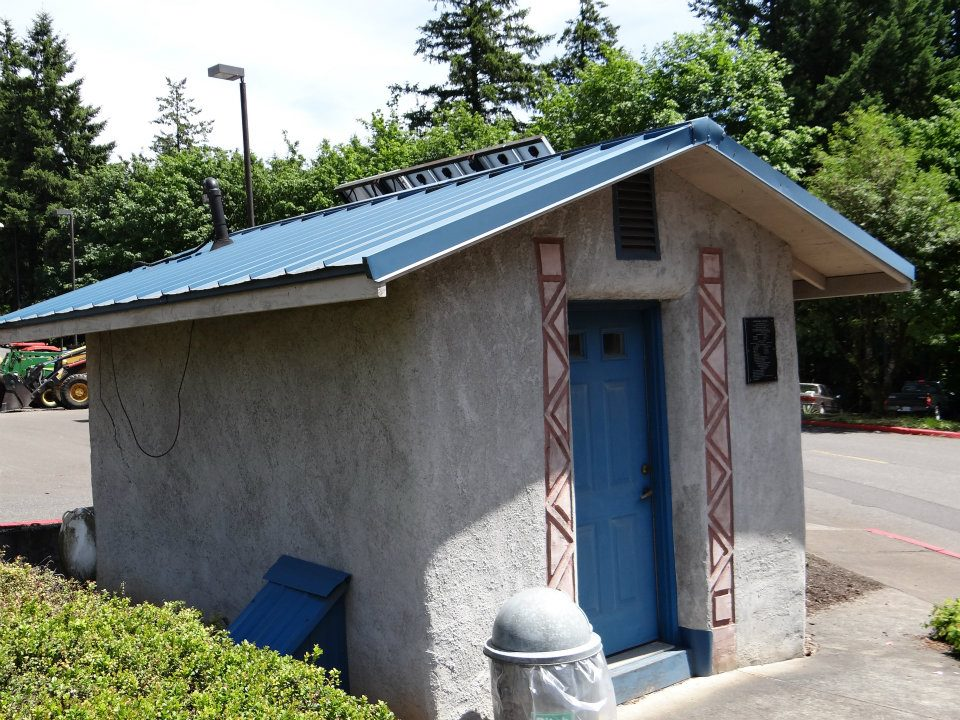 Straw Bale House Sustainability At Pcc