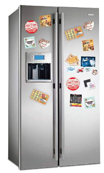 Donate Your Old Refrigerator Magnets By February 20th