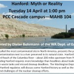 Hanford: Myth or Reality