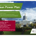 Oregon Clean Power Plan fundraiser