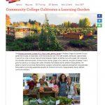 Edible Schoolyard Project Blog Part 1