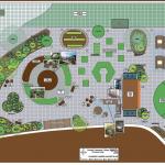 newberg garden design plan