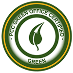 PCC green office certification: green
