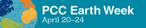 PCC Earth Week, April 20-24