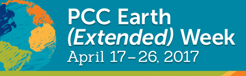 PCC extended earth week - april 17-26