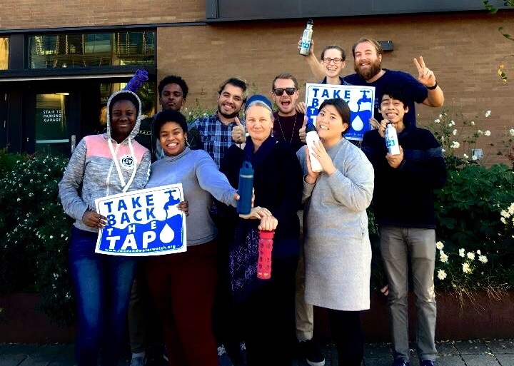Take Back the Tap group photo