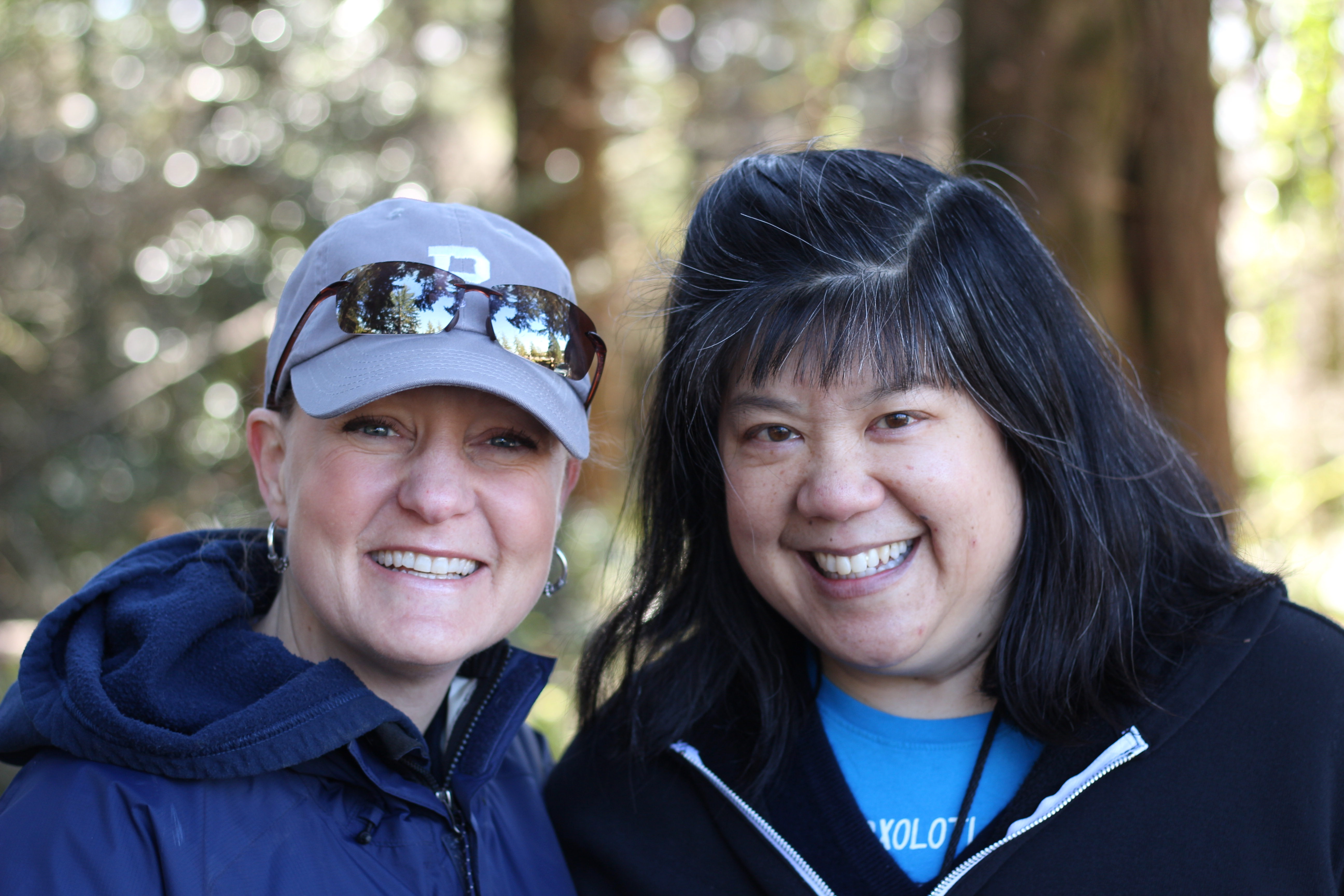 Terri Preeg Riggsby & April Ann Fong