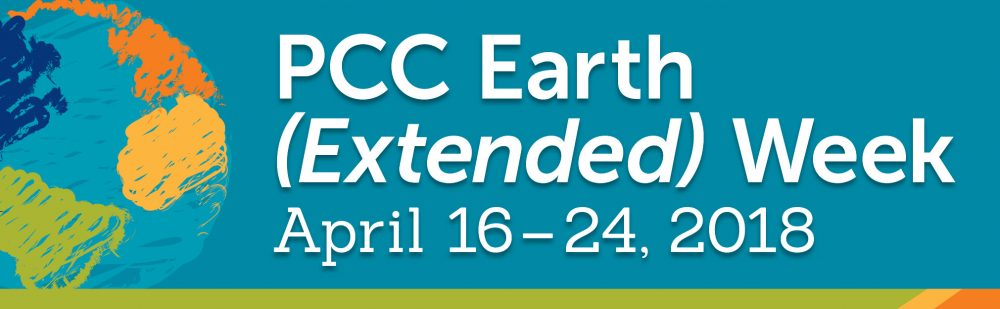 Earth Week April 16-24, 2018