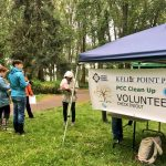 Kelley Point Park Clean Up 2018 #PCCEarthWeek2018