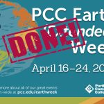 #PCCEarthWeek2018 DONE!