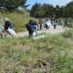 PCC Beach Clean Up 4.21.18