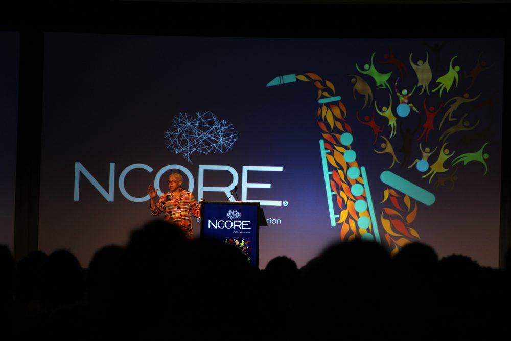 Joy DeGruy at NCORE 2018