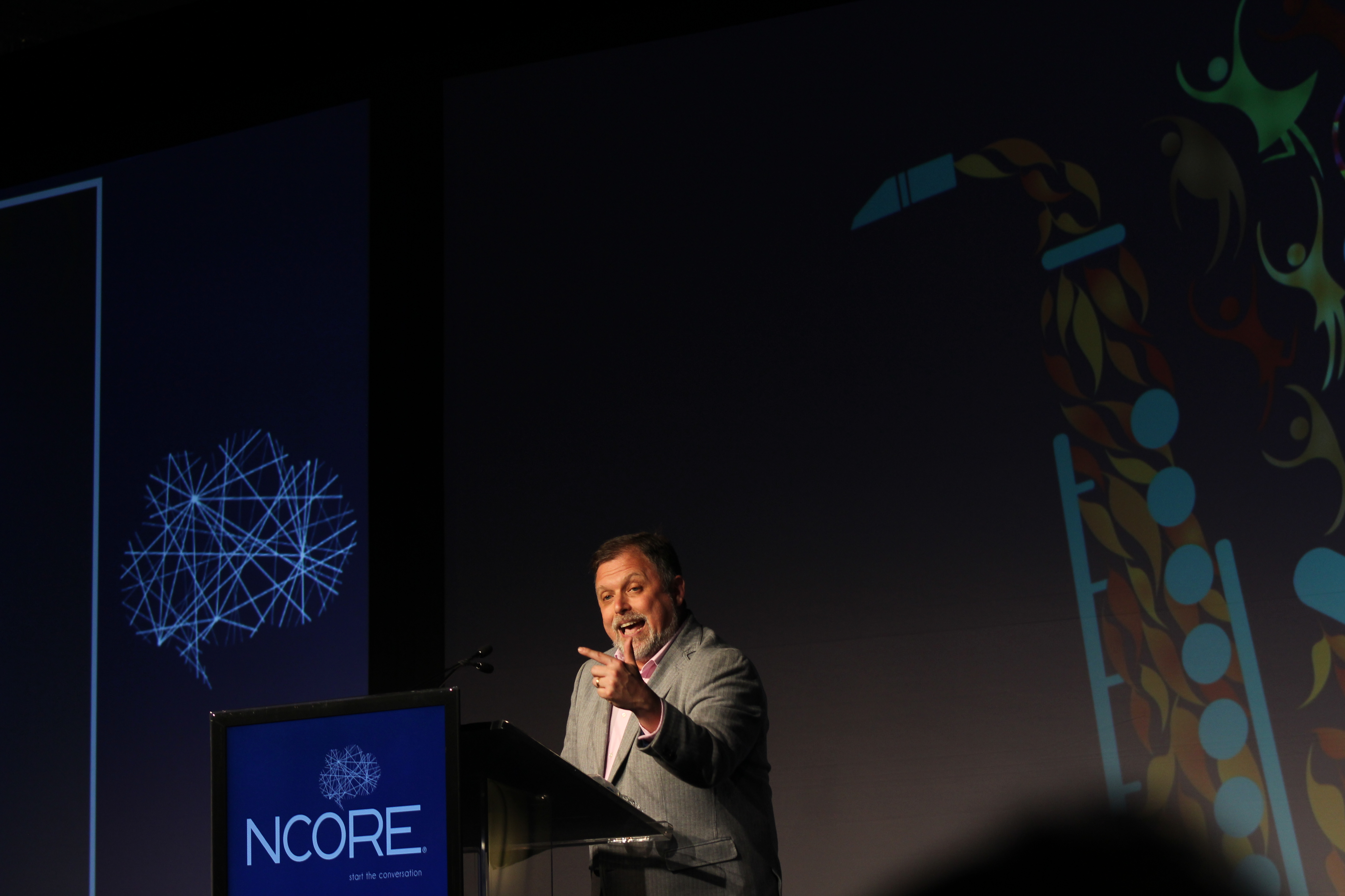 Tim Wise at NCORE 2018
