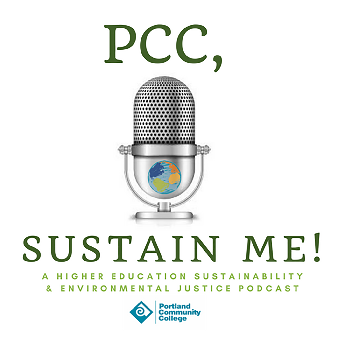 PCC, Sustain Me! ~ Podcast