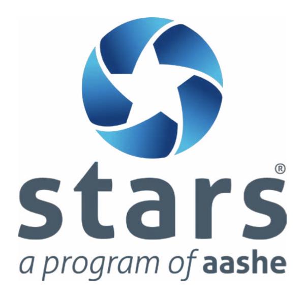 STARS ~ A Program of AASHE