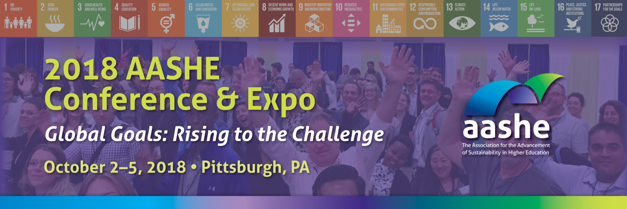 AASHE 2018 Conference & Expo