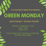 SE Green Monday Event 2/11