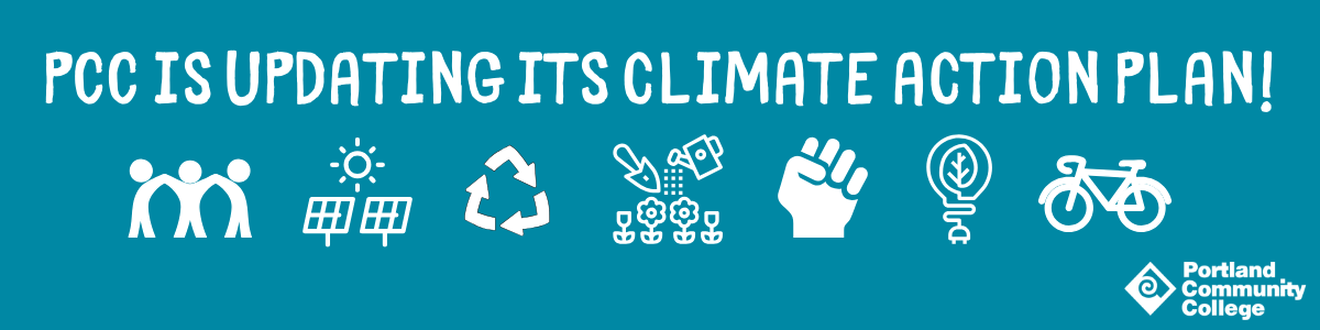PCC is updating its Climate Action Plan