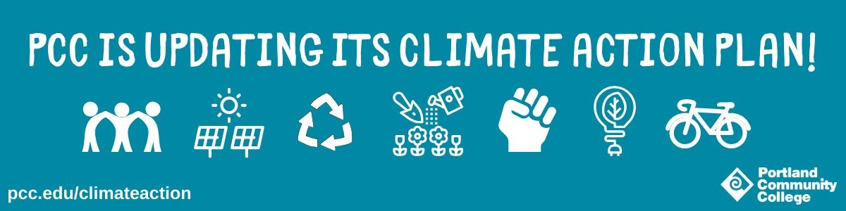 PCC is updating its Climate Action Plan!