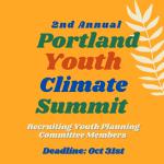 Portland Youth Climate Summit