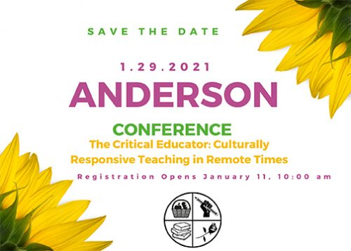 Anderson Conference 2021