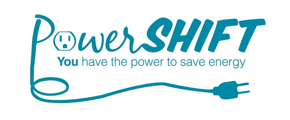 power shift project logo