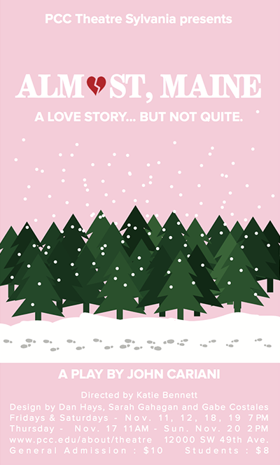 Almost, Maine poster