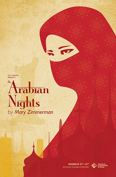 Tales of the Arabian Nights poster