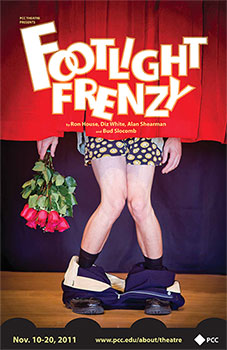 Footlight Frenzy poster