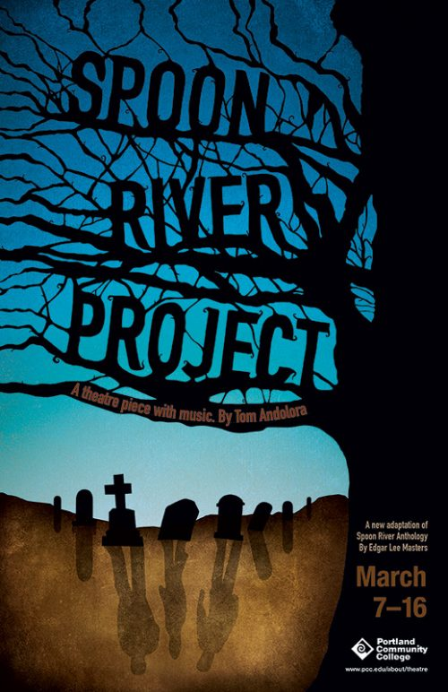 Spoon River Project poster