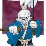 Usagi Yojimbo poster