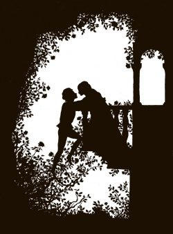 Romeo and Juliet promo art