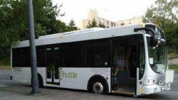 Swan Island Shuttle bus