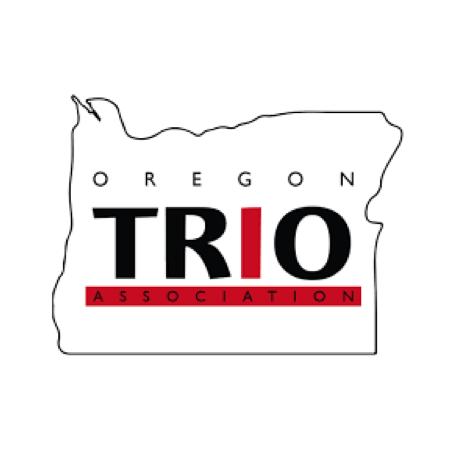 TRIO Oregon Association logo