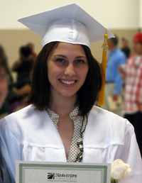 Hanna, Estudiante Graduado