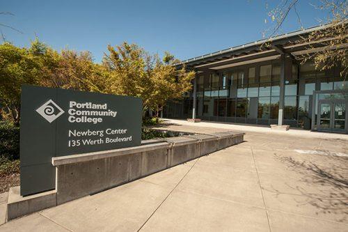 Newberg center