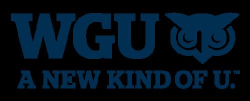 Logo for WGU